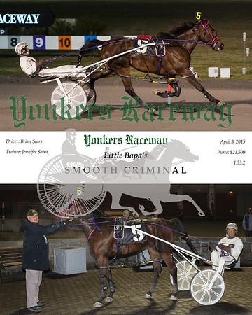 04032015 Race 12- Smooth Criminal