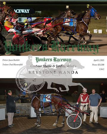 04032015 Race 10- Keystone Wanda