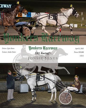 04032015 Race 9- Jonsie Jones