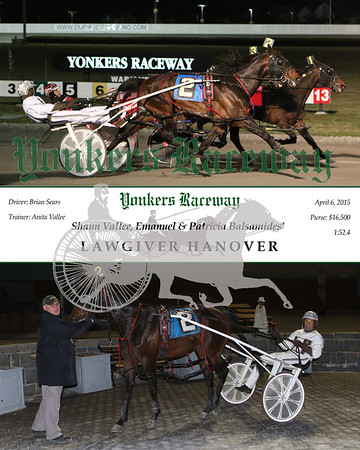 20150406 Race 7- Lawgiver Hanover