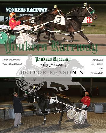 20150406 Race 10- Bettor Reason N