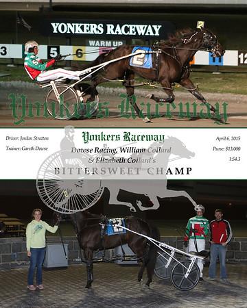 20150406 Race 3- Bittersweet Champ