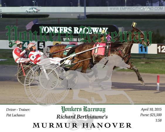 20150410 Race 2- Murmur Hanover