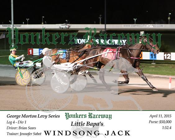 20150411 Race 5- Windsong Jack