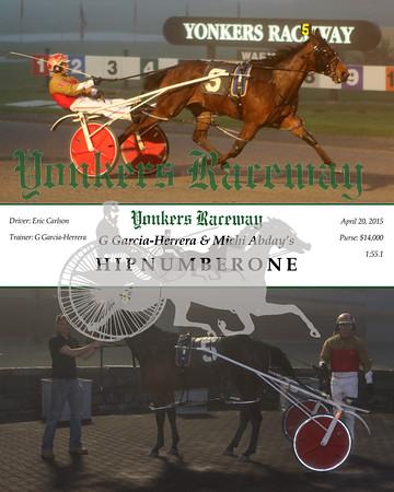 20150420 Race 2- Hipnumberone