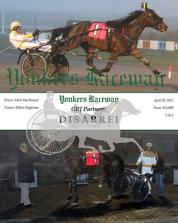 20150420 Race 1- Disarrei