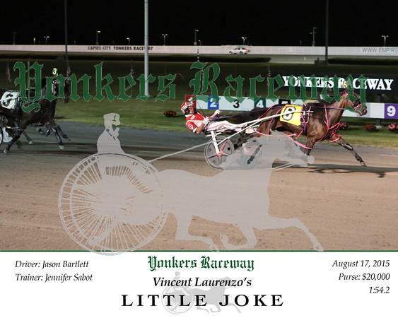 20150817 Race 8- Little Joke