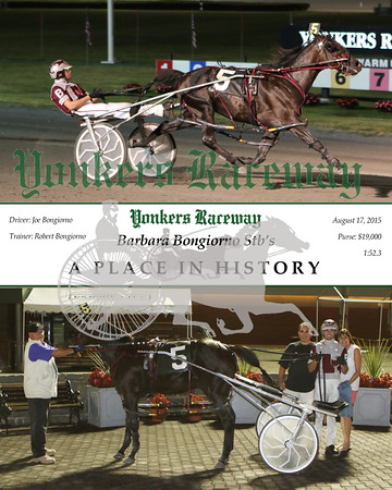 20150817 Race 9- A Place In History