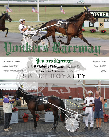 20150817 Race 2- Sweet Royalty