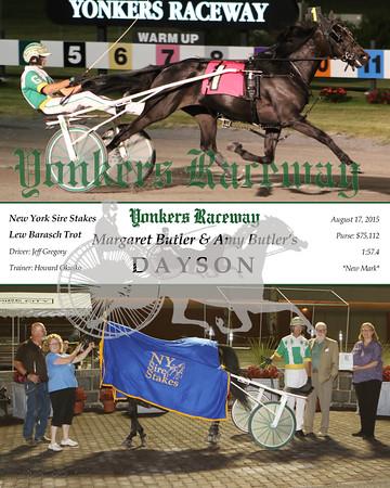 20150817 Race 7- Dayson