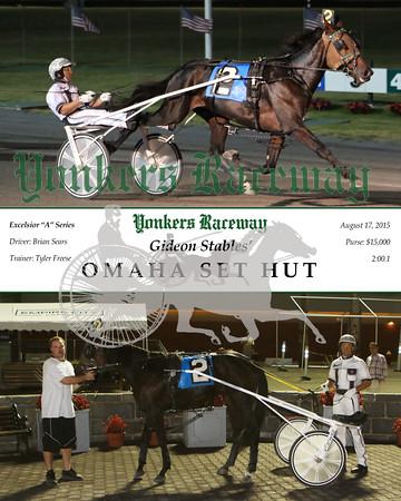 20150817 Race 4- Omaha Set Hut