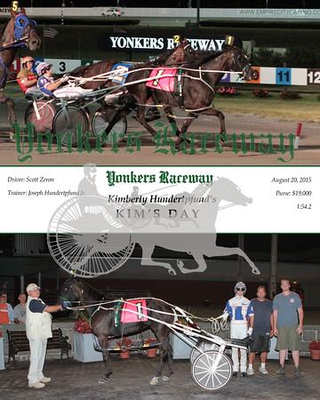 20150820 Race 8- Kims Day