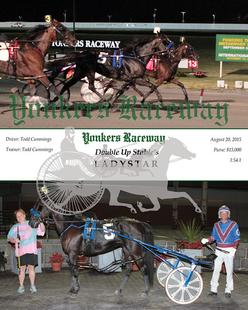 20150820 Race 5- Ladystar