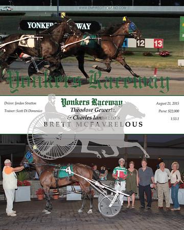 20150821 Race 3- Brett Mcfavrelous