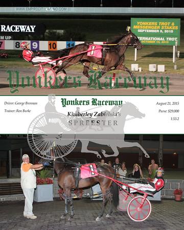 20150821 Race 7- Spreester