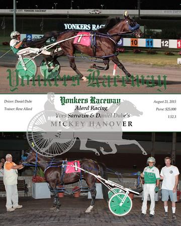 20150821 Race 12- Mickey Hanover