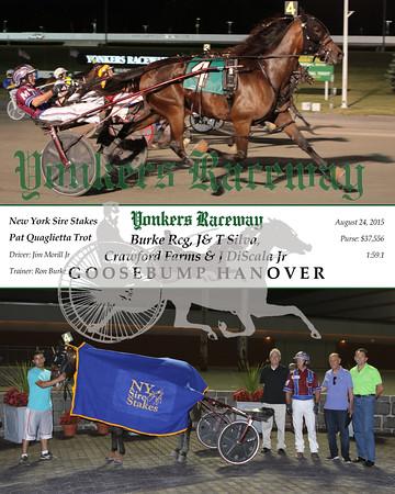 20150824 Race 4- Goosebump Hanover