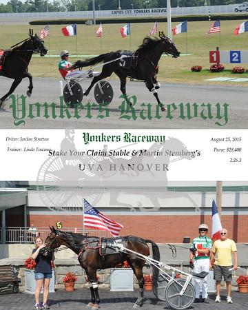08252015 Race 6-Uva Hanover