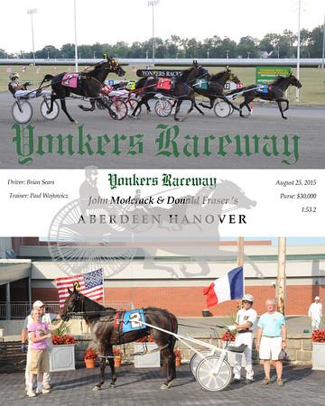 08252015 Race 12-Aberdeen Hanover