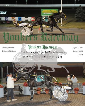 08272015 Race 5-Royal Reception