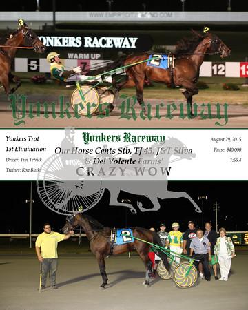20150829 Race 4- Crazy Wow