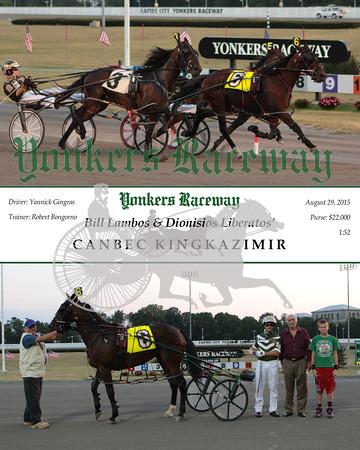 20150829 Race 1- Canbec Kingkazimir
