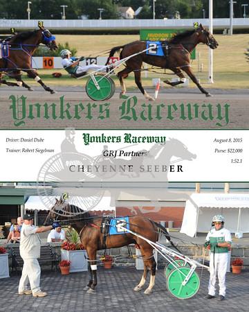 20150808 Race 1- Cheyenne Seeber
