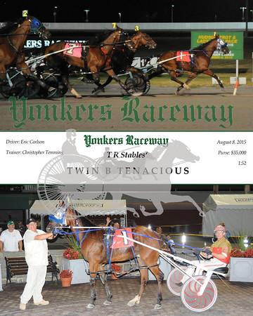 20150808 Race 9- Twin B Tenacious