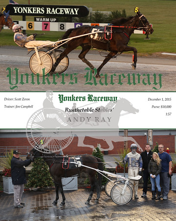 20151201 Race 9- Andy Ray