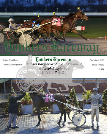 20151201 Race 11- Calipari