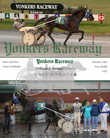 20151201 Race 8- Unix Hanover