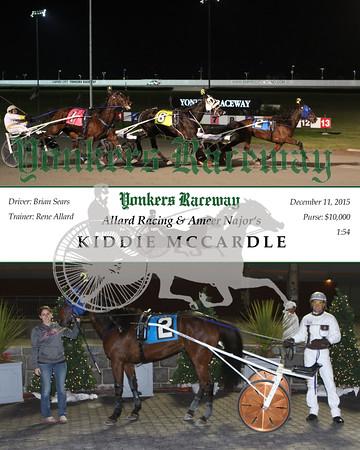 20151211 Race 3- Kiddie McCardle
