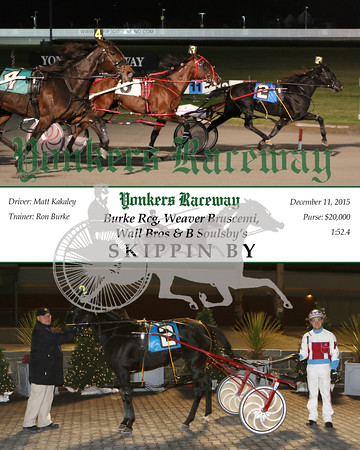 20151211 Race 12- Skippin By