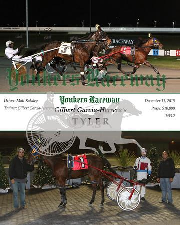 20151211 Race 6- Tyler