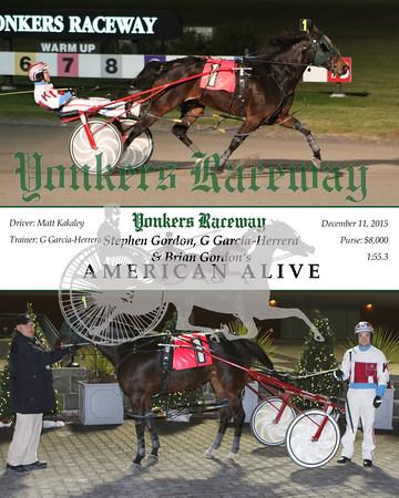 20151211 Race 1- American Alive
