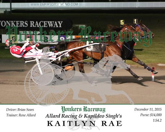 20151211 Race 8- Kaitlyn Rae