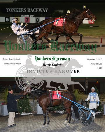 20151212 Race 10- Invictus Hanover