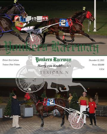 20151212 Race 12- Texican N