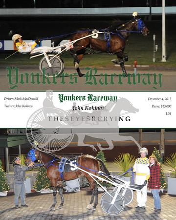 20151204 Race 9- Theseyesrcrying