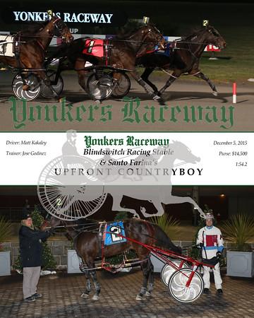 20151205 Race 4- Upfront Countryboy