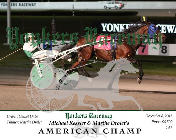 20151207 Race 3- American Champ