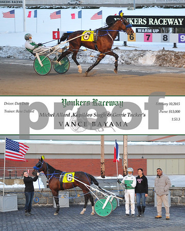 20150210 Race 12-Vance Bayama