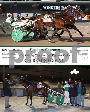20150213 Race 6- Carolsideal