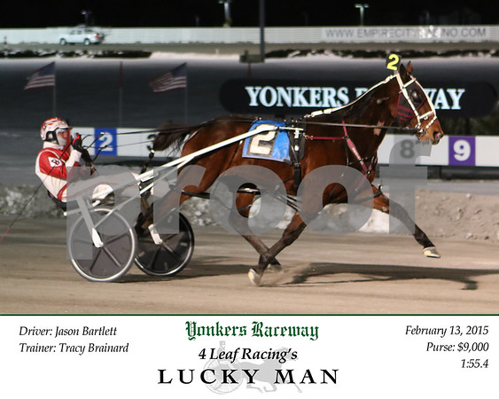 20150213 Race 1- Lucky Man