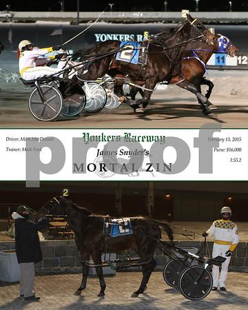 20150213 Race 10- Mortal Zin