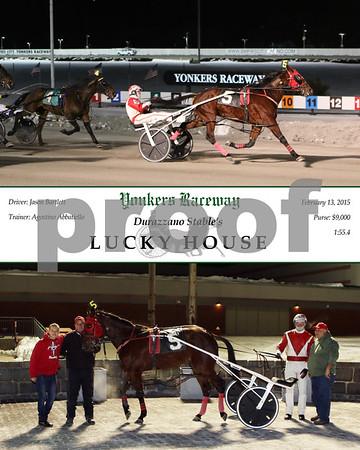 20150213 Race 3- Lucky House
