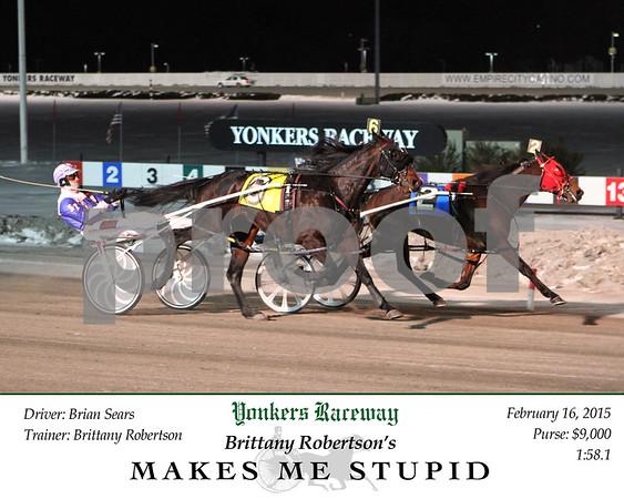 20150216 Race 1- Makes Me Stupid 2