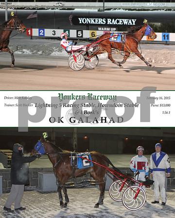 20150216 Race 4- OK Galahad