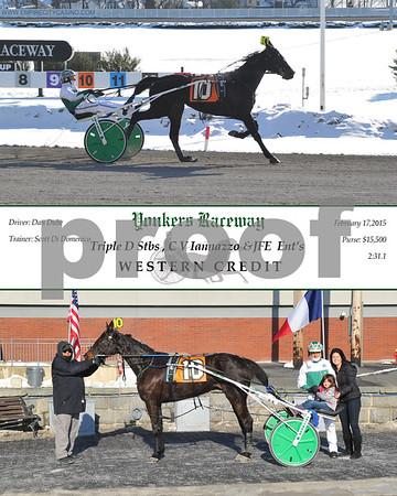 20150217 Race 7-Western Credit