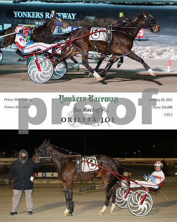 20150220 Race 8- Orillia Joe